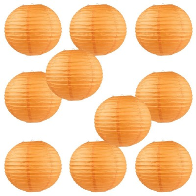 """16"""" Paper Lantern Orange #1"""