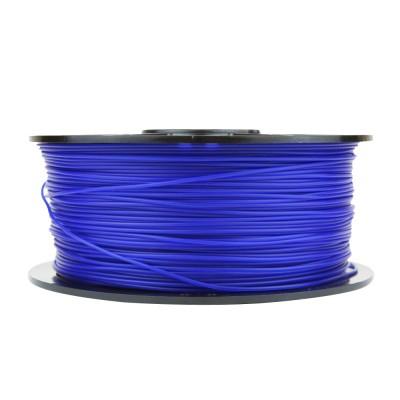 pla translucent blue 3d printer filament