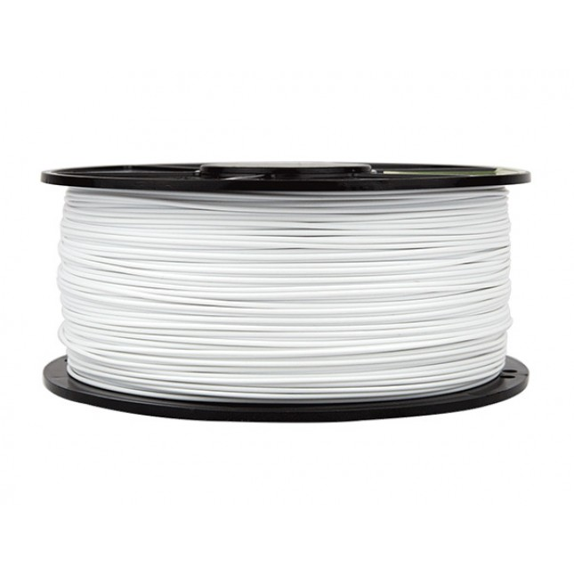 abs white 3d printer filament