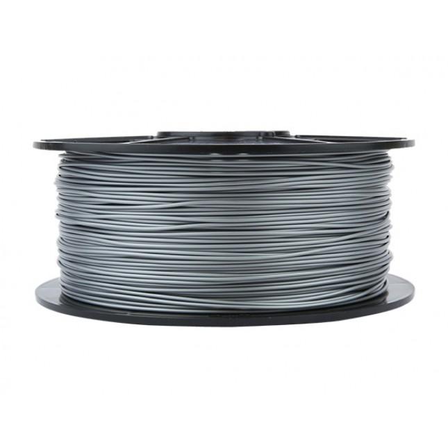 abs silver 3d printer filament
