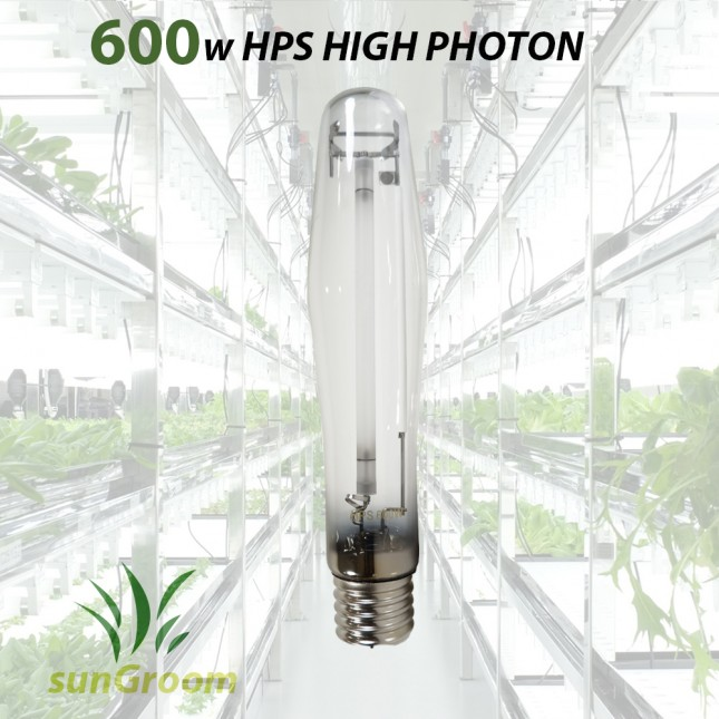 Sungroom 600 Watt High Pressure Sodium Light Bulb