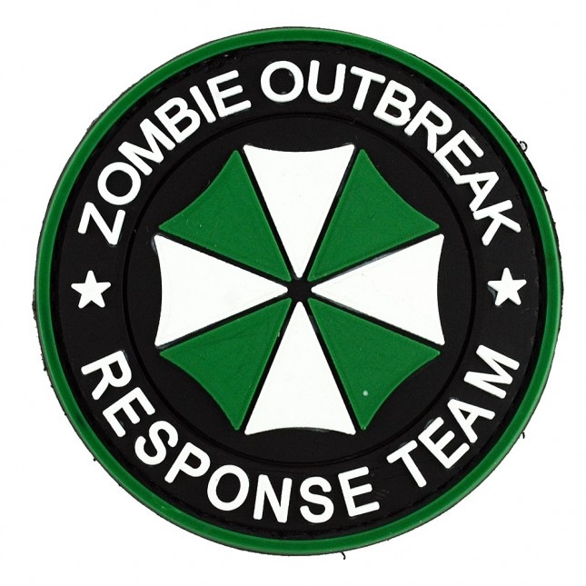Zombie OutBreak Response Team Green