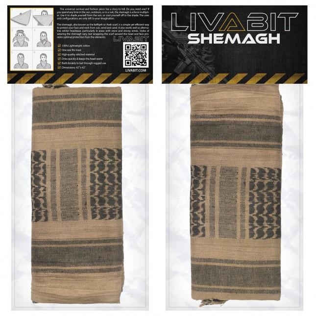 LIV-SHEMAGH-42X42-TAN