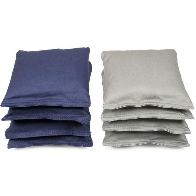 Cornhol Bage Navy/Grey
