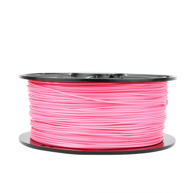 abs pink 3d printer filament
