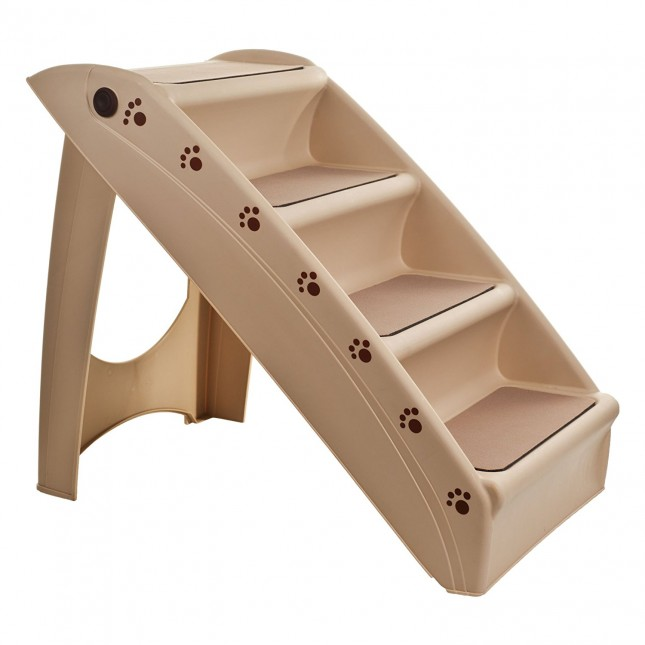4 Step Adjustable Stairs for dog/cats