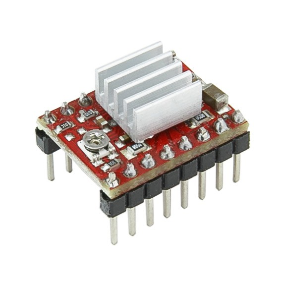 A4988 Stepper Motor Driver Module For Ramps 1 4 Wyz Works