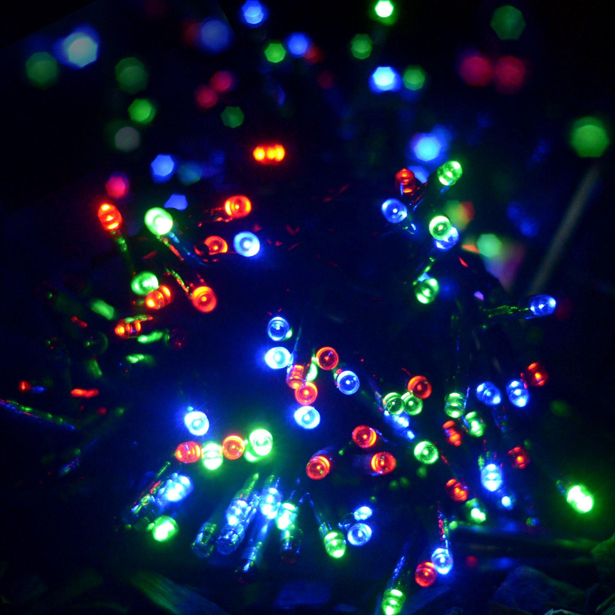 solar shelmerdine fairy product led garden bulb string center lights light