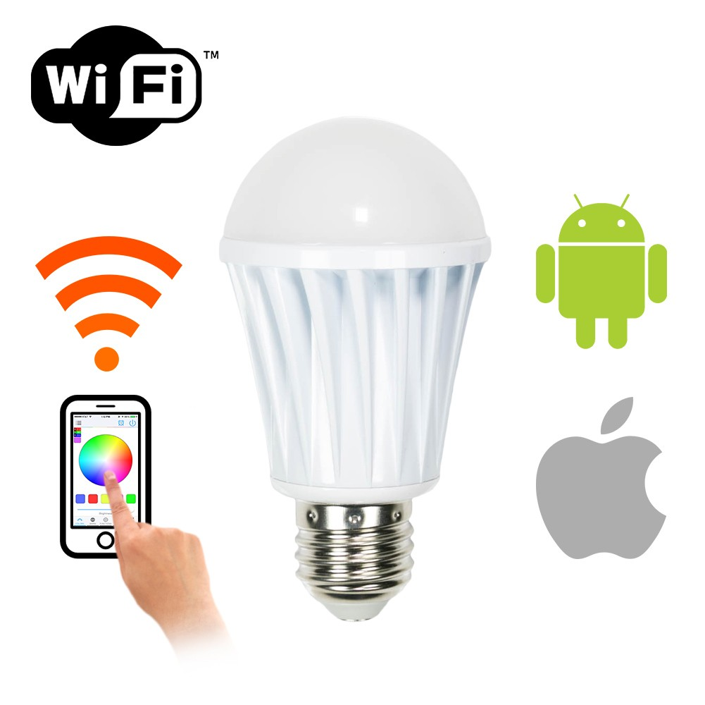Wifi smart led dimmable light bulb Smart light bulbs