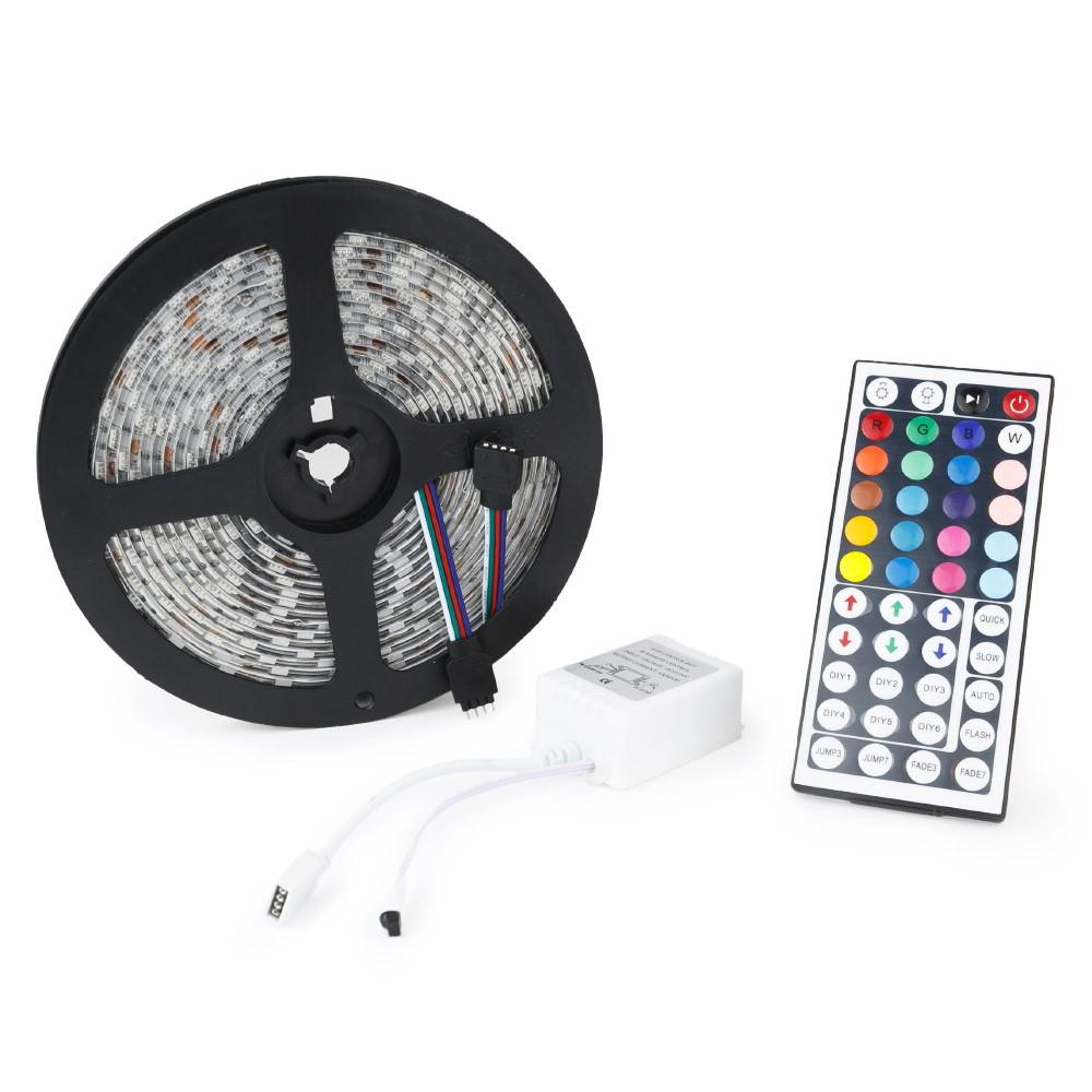 5m 5050 Smd Led Strip Light With Remote Wyz Works