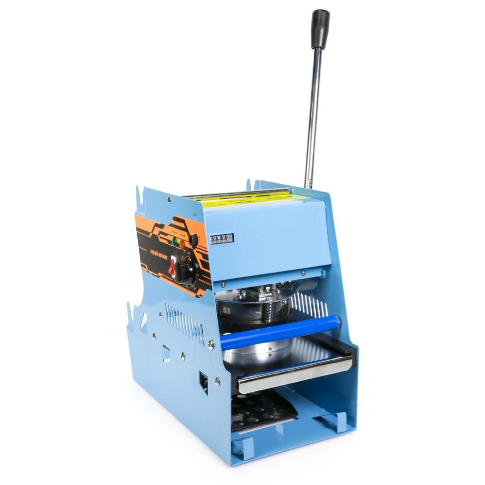 manual cup sealer machine