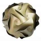 Puzzle Lamp Medium Bronze #1