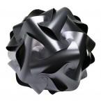 Puzzle Lamp Medium Black #1