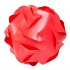 Puzzle Lamp Red Medium #1