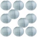 "10"" Paper Lantern Slate Blue #1"