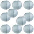 "12"" Paper Lantern Slate Blue #1"