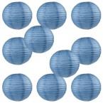 "10"" Paper Lantern Neptune Blue #2"
