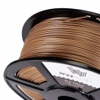 pla dark gold 3d printer filament