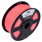 3D Printer Premium Filament Translucent Pink PLA 1.75mm