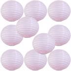 """10"""" Paper Lantern Light Pink"""