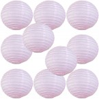 """14"""" Paper Lantern Light Pink"""