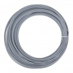 pla mini 3d printer filament light grey