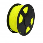 abs fluorescent yellow 3d printer filament