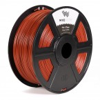 3D Printer Premium Filament Brick Red PLA 1.75mm