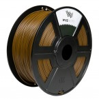 pla brown 3d printer filament