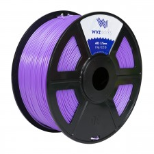Purple ABS 1.75mm filament spool
