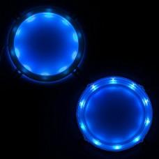 Cornhole Night Lights (set of 2) Blue
