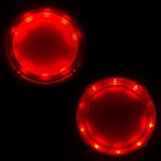 Cornhole Night Lights (set of 2) Red