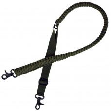 LIVABIT Adjustable Sling 550 Paracord Strap Dual Point 360 Rotating Swivel ODG