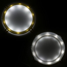 Cornhole Night Lights (set of 2) White