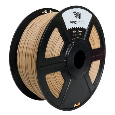 3D Printer Premium Filament Wood PLA 1.75mm