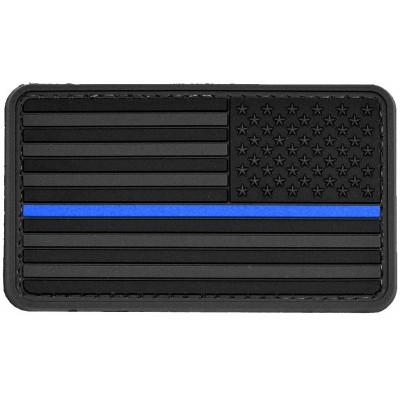 Flag Reversed Blue Line