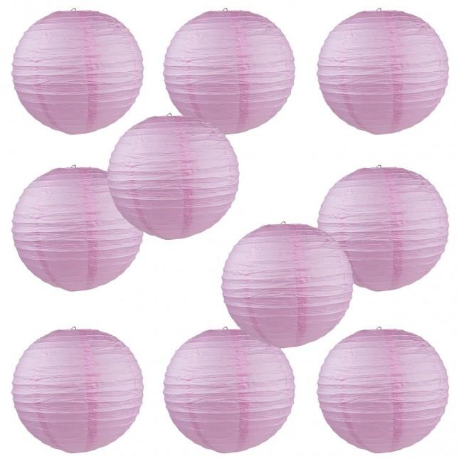"""16"""" Paper Lantern Pink #1"""