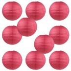 """16"""" Paper Lantern Red #1"""