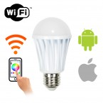 WiFi Smart LED Dimmable Light Bulb