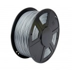 Silver PLA Filament 1.75mm Spool