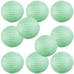 """10"""" Paper Lantern Seafoam Green"""
