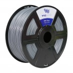 Light Grey abs 1.75 filament spool