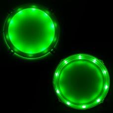 Cornhole Night Lights (set of 2) Green