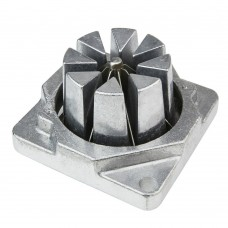 Replacement Wedge Cut Blade Assembly and Pusher Block for Commercial French Fry Cutter