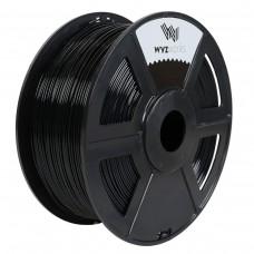PLA - BLACK 3D Printer Filament 1kg / 2.2lbs