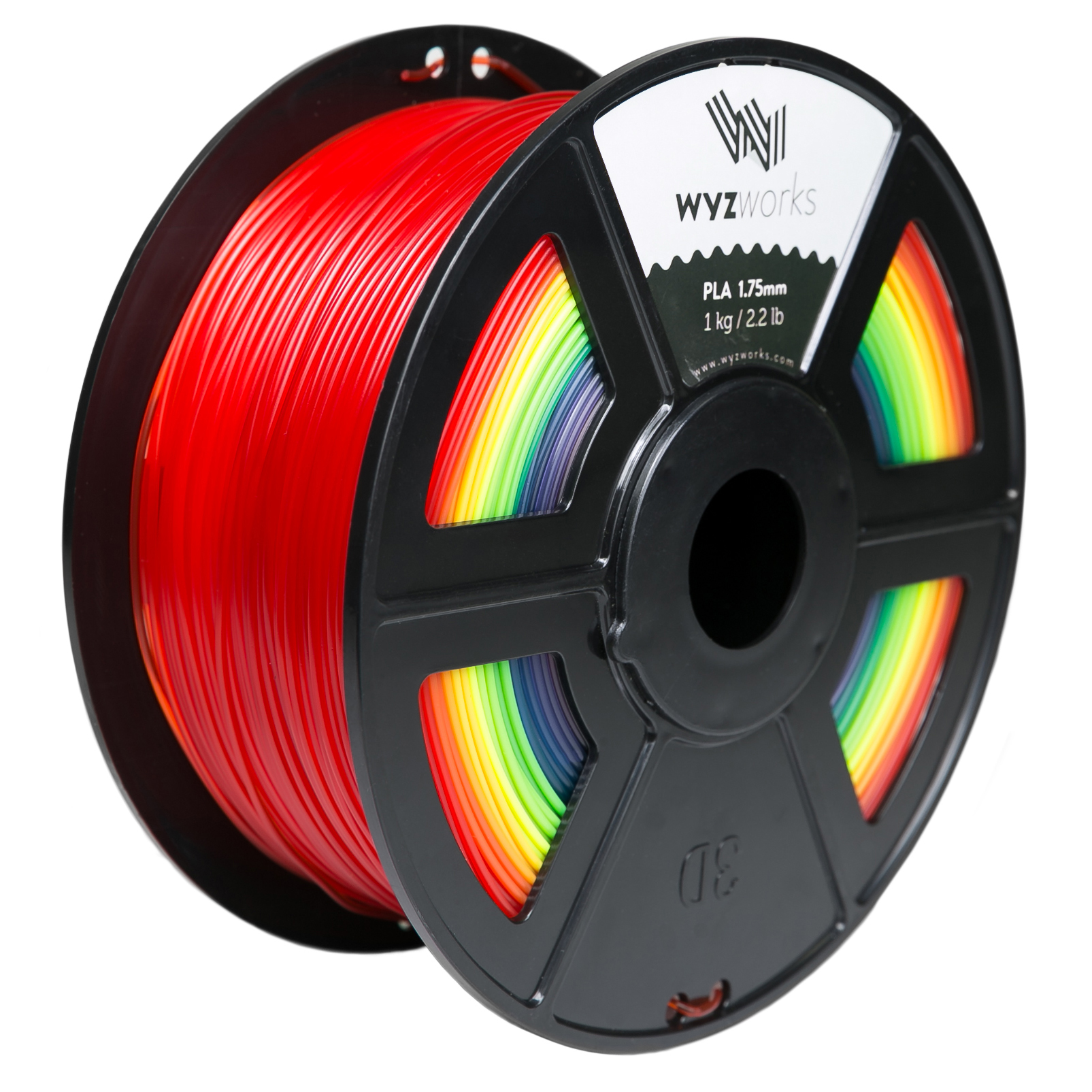 PLA 3D Printer Filament 1.75mm